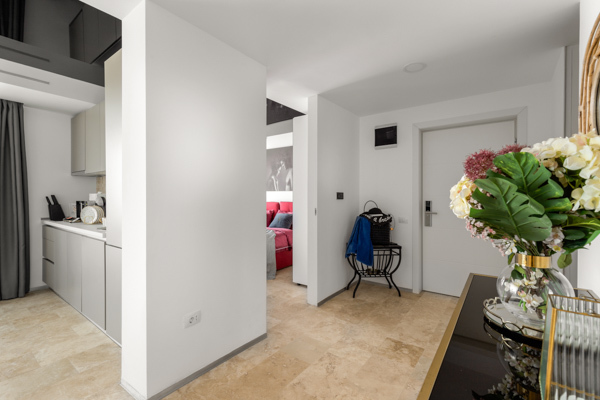 Two Bedroom Luxury Apartment